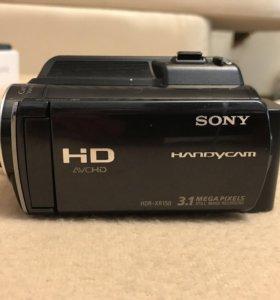 Видеокамера Sony HDR-XR150