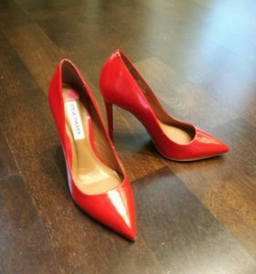Лаковые туфли. Новые. Steve Madden
