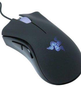 Razer Deathadder blue (Китай)