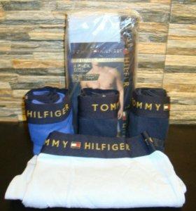 Tommy Hilfiger трусы 3+1 боксеры Оригинал