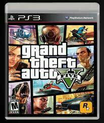GTA V(PS3)