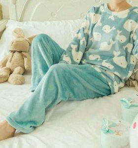 Пижама с китами