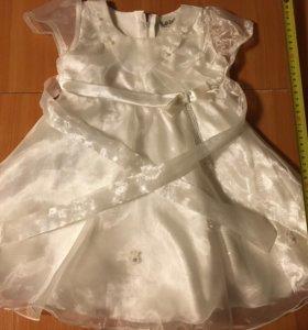 Платье Lebe 1-2 года