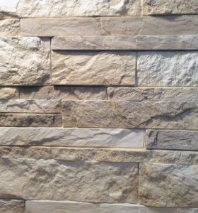 Декоративный камень Сланец карпатский беж