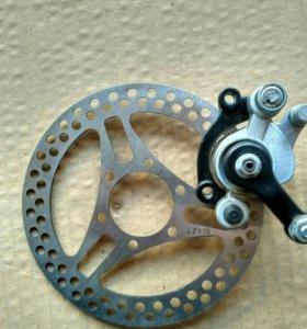 Суппорт дискового тормоза (новый)