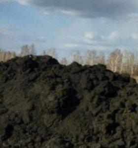 Чернозём для огорода