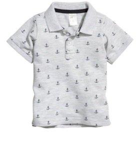 Поло(футболка) детская H&M