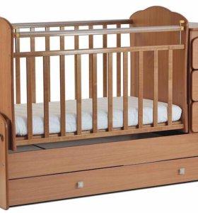 СРОЧНО!!! Детская кроватка!!!