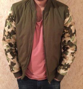 Куртка-бомбер Bellfield