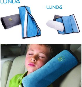 Подушка на авто ремень