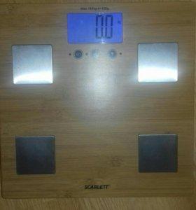 Весы напольные 👍🌹🌹