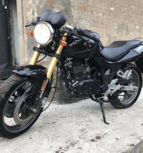 Мотоцикл BM Street 125 DD