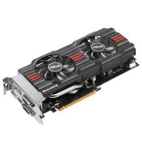 Видеокарта Asus GTX 660 2Gb