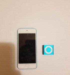 Ipod touch 5 32 gb + ipod nano