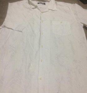 Рубашка мужская размер 48-50(L)