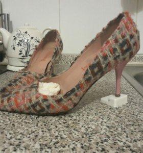 Сезаро пачетти туфли 38