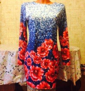 Два новых платья размеры М, L