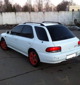 Subaru Impreza 1999год