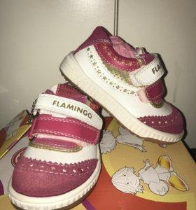 Новые ботиночки 22