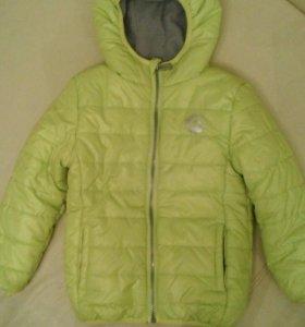 Куртка утепленная футурино на 98