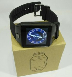 Смарт часы Smart Watch dz09 черные
