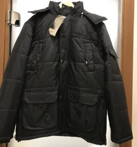 Новая куртка Nike очень/зима