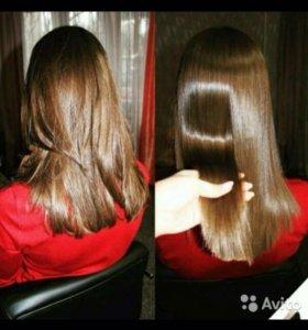 Полировка волос любая длина