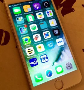 iPhone 6s, 16 gb, gold