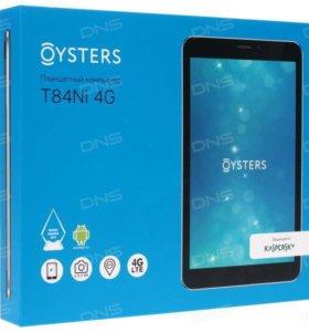 Планшет Oysters Т84Ni 4G