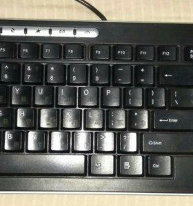 Клавиатура defender km-9510