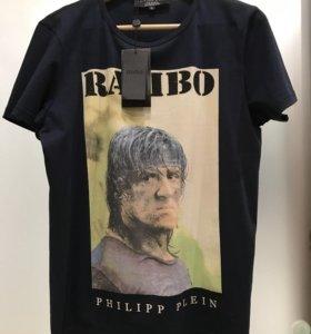 Новая футболка Philipp Plein