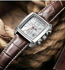 Шикарные, стильные часы - Megir.