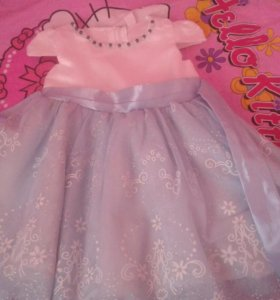 Шиканое платье