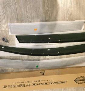 Дефлектор на Nissan murano z-51
