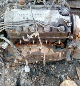 Двигатель хонда д15в