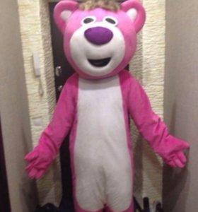 """Продаю ростовую куклу""""Розовый медвежонок """""""