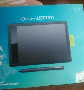 Продам графический планшет one by WACOM