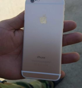 IPhone 6 64г gold