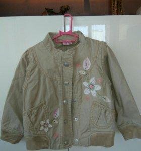 Куртка ветровка Next на 2-3 года 98