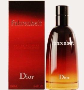Fahrenheit Christian Dior, 100 мл.