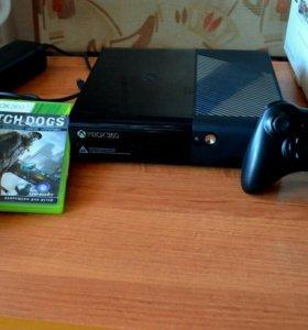 Microsoft X-BOX 360 250Gb и 2 игры в комплекте