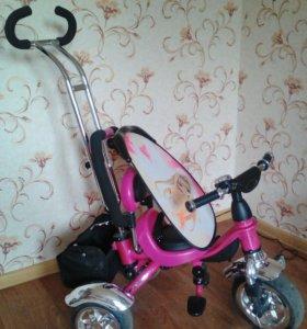 Детский 3-колесный велосипед Capella Air Trike