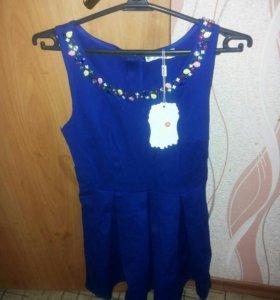 Платье красивое новое