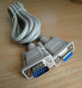 Модемный кабель COM RS-232 1,5м