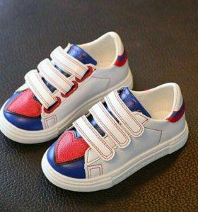 Обувь в стиле casual (кэжл) для модниц