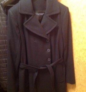 Новое женское кашемировое пальто