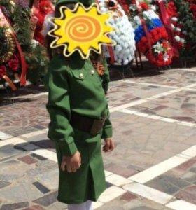 Форма военная детская (девочка/мальчик)