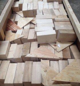 Кубики дрова