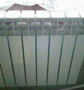 Радиатор 8секций