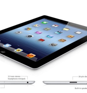 iPad 3 WiFi+Sim-карта